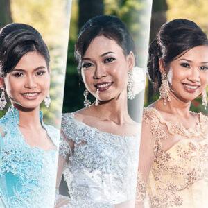 Malay bridal photography lighting setups